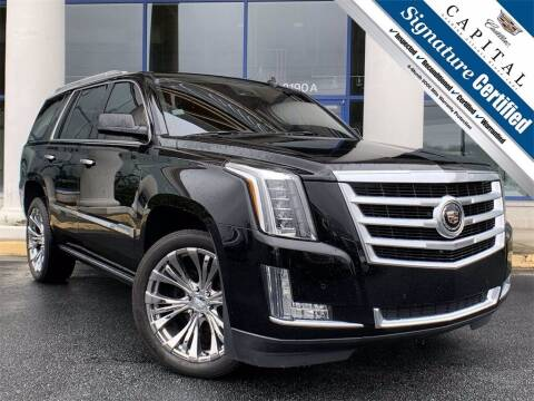 2015 Cadillac Escalade for sale at Southern Auto Solutions - Capital Cadillac in Marietta GA