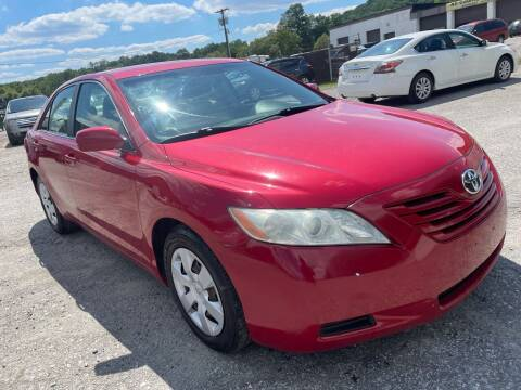 2007 Toyota Camry for sale at Ron Motor Inc. in Wantage NJ