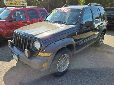 2005 Jeep Liberty for sale at New Jersey Automobiles and Trucks in Lake Hopatcong NJ