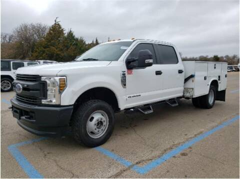 2019 Ford F-350 Super Duty for sale at CENTURY TRUCKS & VANS in Grand Prairie TX
