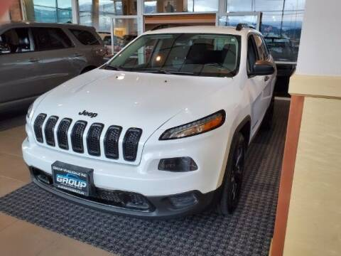 2016 Jeep Cherokee for sale at Group Wholesale, Inc in Post Falls ID