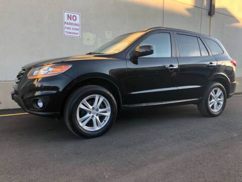 2010 Hyundai Santa Fe for sale at International Auto Sales in Hasbrouck Heights NJ