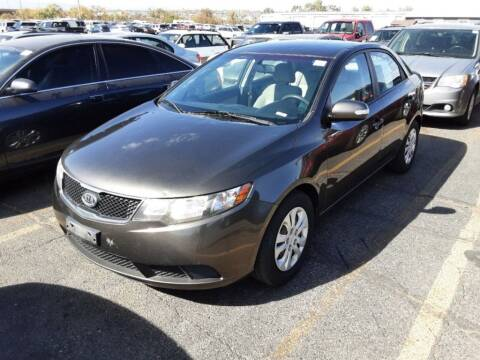 2010 Kia Forte for sale at Capitol Hill Auto Sales LLC in Denver CO