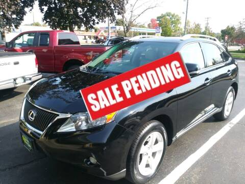 2011 Lexus RX 350 for sale at Oak Hill Auto Sales of Wooster, LLC in Wooster OH