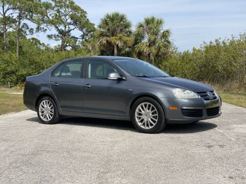 2008 Volkswagen Jetta for sale at D & D Used Cars in New Port Richey FL