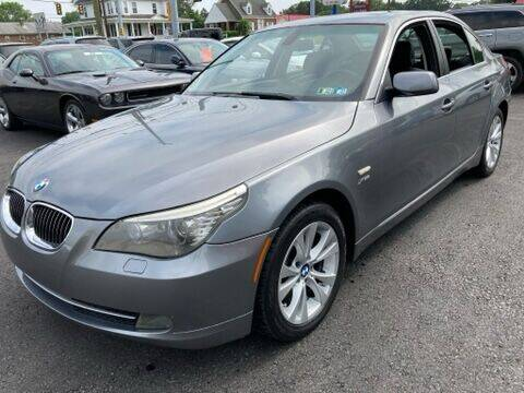 2009 BMW 5 Series for sale at Masic Motors, Inc. in Harrisburg PA
