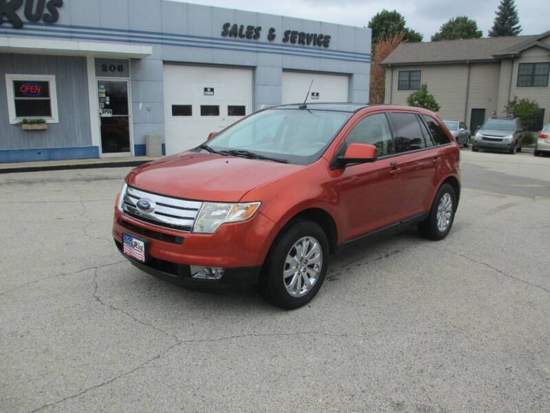 2007 Ford Edge for sale at Cars R Us Sales & Service llc in Fond Du Lac WI