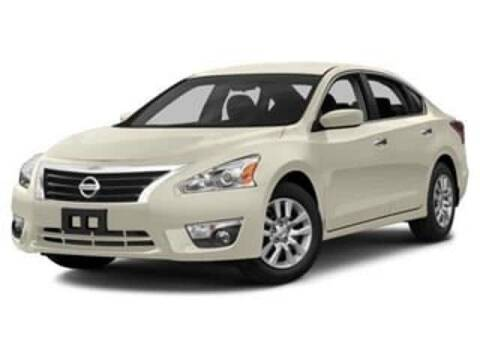 2014 Nissan Altima for sale at West Motor Company - West Motor Ford in Preston ID