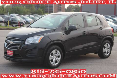 2015 Chevrolet Trax for sale at Your Choice Autos - Joliet in Joliet IL