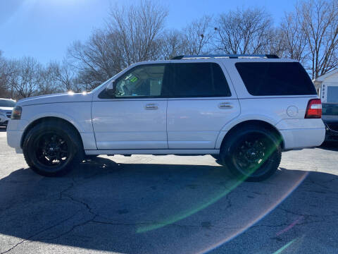 2012 Ford Expedition for sale at Simple Auto Solutions LLC in Greensboro NC