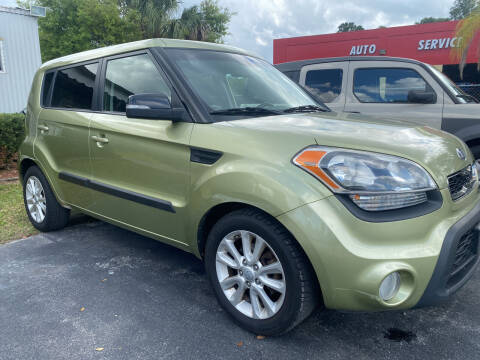 2013 Kia Soul for sale at Coastal Auto Ranch, Inc. in Port Saint Lucie FL