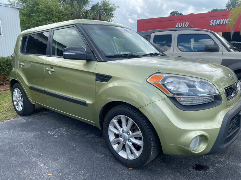 2013 Kia Soul for sale at Coastal Auto Ranch, Inc. in Port Saint Lucie FL