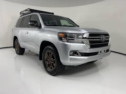 2021 Toyota Land Cruiser for sale at PHIL SMITH AUTOMOTIVE GROUP - Toyota Kia of Vero Beach in Vero Beach FL