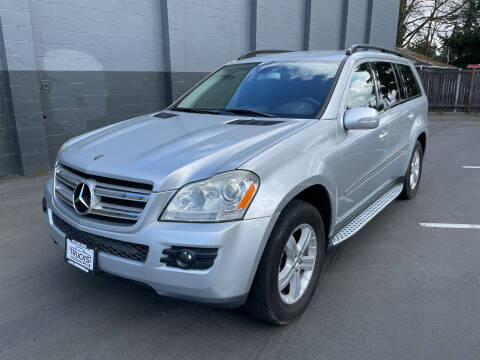 2007 Mercedes-Benz GL-Class for sale at APX Auto Brokers in Lynnwood WA