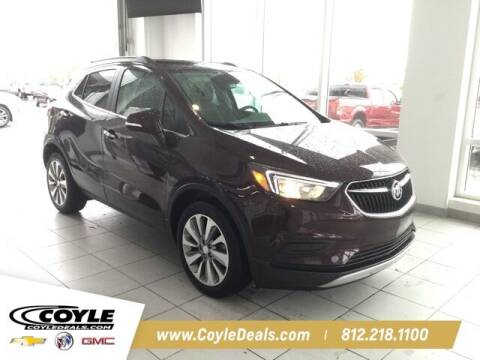 2018 Buick Encore for sale at COYLE GM - COYLE NISSAN in Clarksville IN