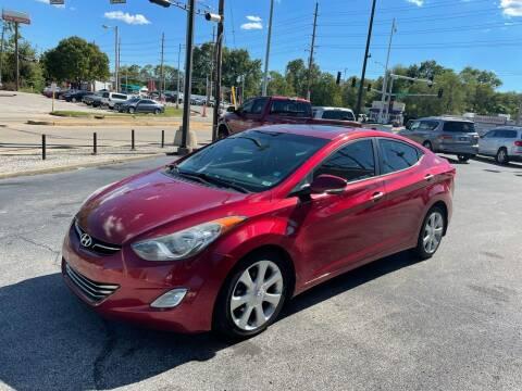 2013 Hyundai Elantra for sale at Smart Buy Car Sales in Saint Louis MO