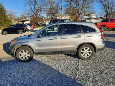 2007 Honda CR-V for sale at MIKE'S CYCLE & AUTO - Mikes Cycle and Auto (Liberty) in Liberty IN