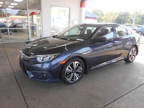 2017 Honda Civic for sale at Auto America in Charlotte NC