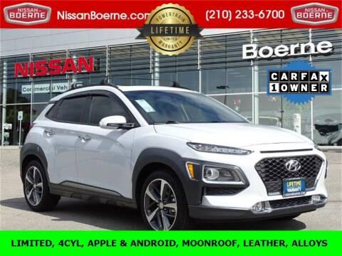 2019 Hyundai Kona for sale at Nissan of Boerne in Boerne TX