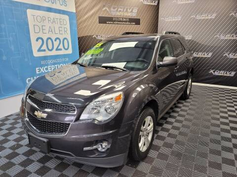 2015 Chevrolet Equinox for sale at X Drive Auto Sales Inc. in Dearborn Heights MI