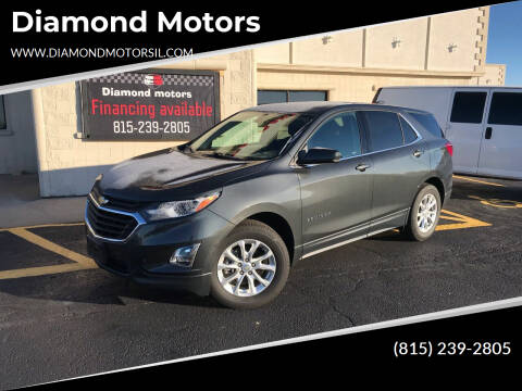 2018 Chevrolet Equinox for sale at Diamond Motors in Pecatonica IL