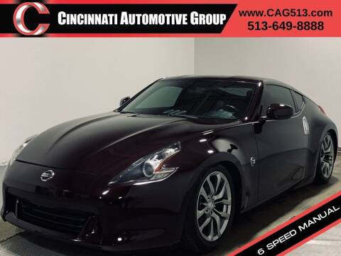 2010 Nissan 370Z for sale at Cincinnati Automotive Group in Lebanon OH