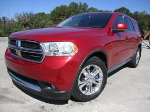 2011 Dodge Durango for sale at Atlanta Luxury Motors Inc. in Buford GA