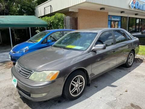 2004 Toyota Avalon for sale at Import Auto Brokers Inc in Jacksonville FL