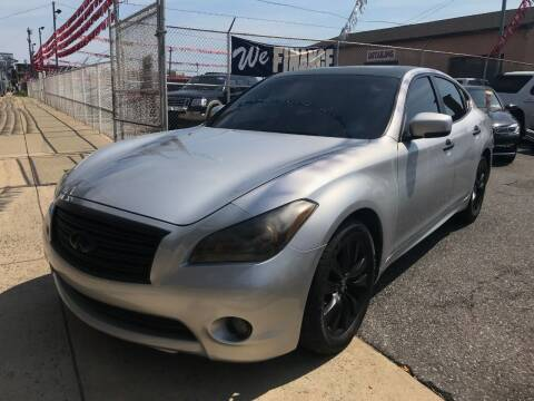 2013 Infiniti M37 for sale at The PA Kar Store Inc in Philladelphia PA