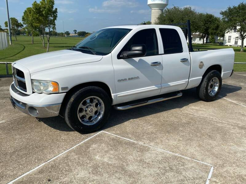 2003 Dodge Ram Pickup 2500 for sale at M A Affordable Motors in Baytown TX
