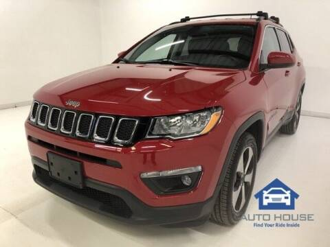 2018 Jeep Compass for sale at Autos by Jeff in Peoria AZ