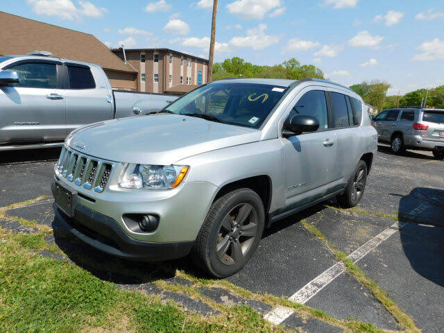 2011 Jeep Compass for sale at WOOD MOTOR COMPANY in Madison TN