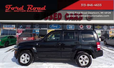 2012 Jeep Liberty for sale at Ford Road Motor Sales in Dearborn MI