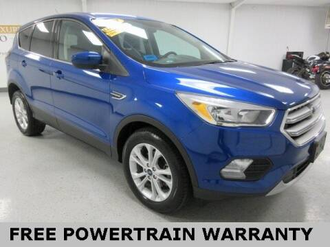 2017 Ford Escape for sale at Sports & Luxury Auto in Blue Springs MO