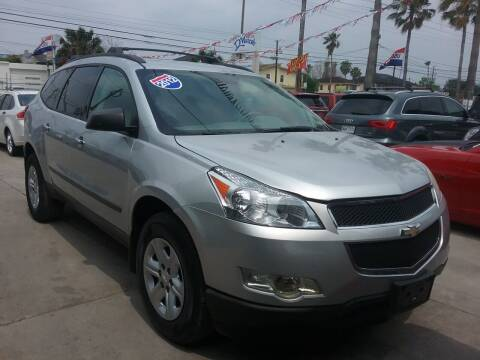 2012 Chevrolet Traverse for sale at Express AutoPlex in Brownsville TX