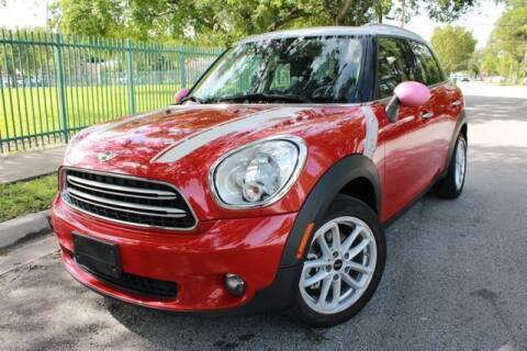 2016 MINI Countryman for sale at OCEAN AUTO SALES in Miami FL