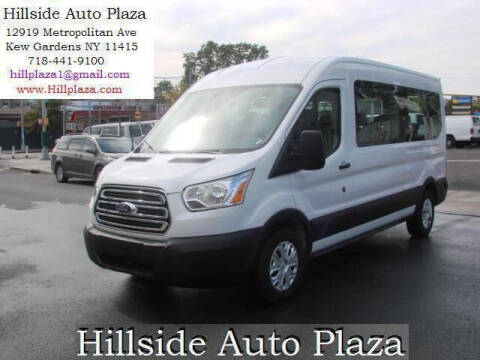 2019 Ford Transit Passenger for sale at Hillside Auto Plaza in Kew Gardens NY