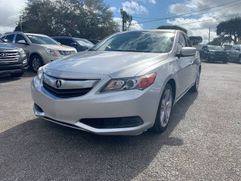 2014 Acura ILX for sale at Bargain Auto Sales in West Palm Beach FL