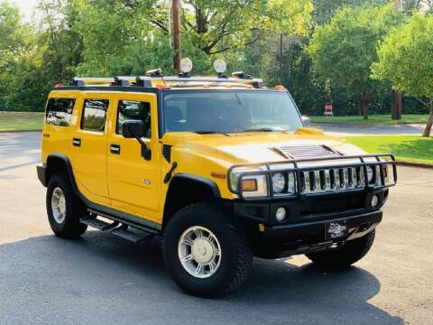 2003 HUMMER H2 for sale at Boise Auto Group in Boise ID