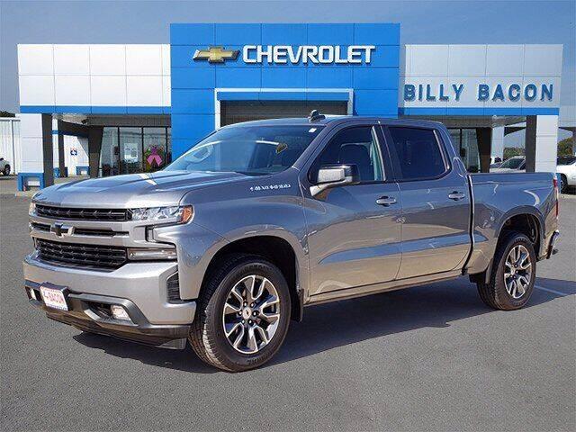 2019 Chevrolet Silverado 1500 for sale in Frankston, TX