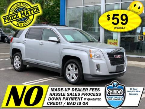 2014 GMC Terrain for sale at AUTOFYND in Elmont NY