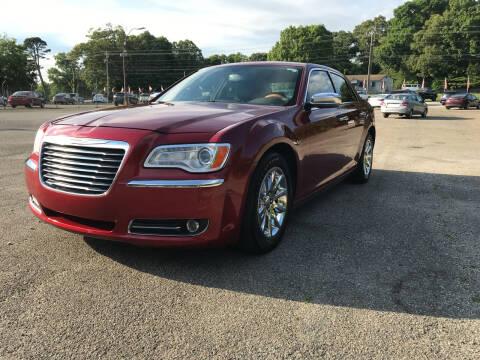 2014 Chrysler 300 for sale at Certified Motors LLC in Mableton GA