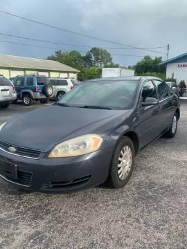 2008 Chevrolet Impala for sale at Supreme Motors in Tavares FL