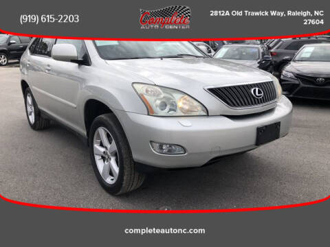 2005 Lexus RX 330 for sale at Complete Auto Center , Inc in Raleigh NC