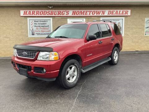 2004 Ford Explorer for sale at Auto Martt, LLC in Harrodsburg KY