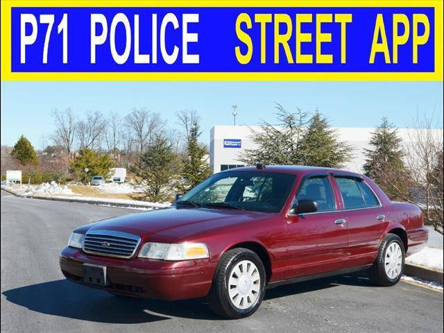 2007 Ford Crown Victoria for sale at Elite Motors INC in Joppa MD