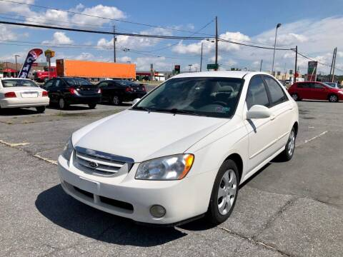 2004 Kia Spectra for sale at AZ AUTO in Carlisle PA