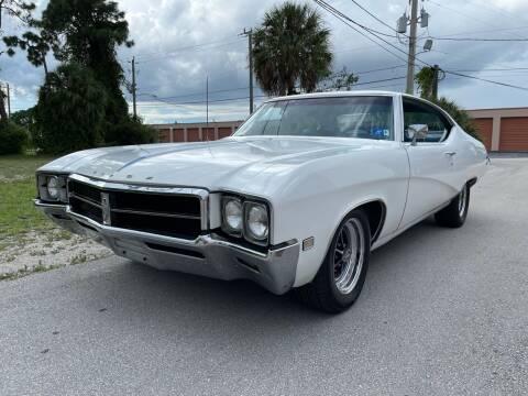 1969 Buick Skylark for sale at American Classics Autotrader LLC in Pompano Beach FL