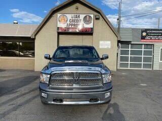 2012 RAM Ram Pickup 1500 for sale at Utah Credit Approval Auto Sales in Murray UT