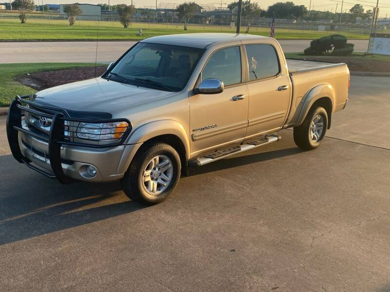 2006 Toyota Tundra for sale at M A Affordable Motors in Baytown TX